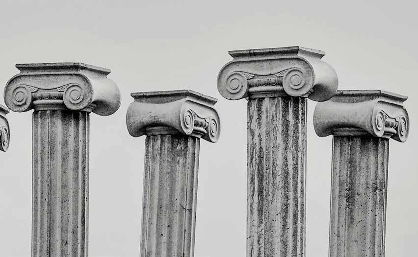 Stewardship: The Four Pillars 2 You ve heard about the three Ts of stewardship, but what about the four Ps? The three Ts Time, Talent, and Treasure describe the personal gifts we offer to the Church.