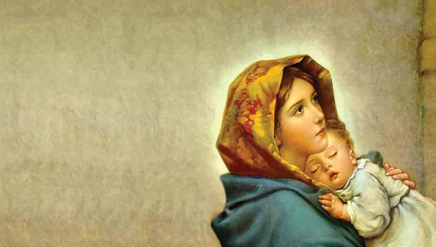 We Cannot Be Part-Time Christians Dear Friends in Christ, May is traditionally celebrated in the Church as the month of Mary, our Blessed Mother.