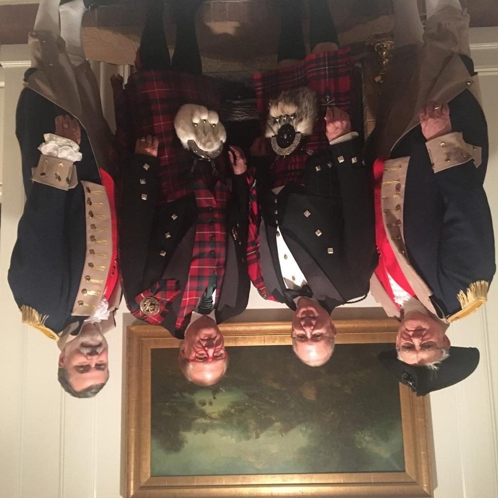 Color Guard Activities Robert Burns Supper Hickory Hills Country Club Springfield, Missouri January 28, 2017 Sponsored by the KCCH, Valley of Joplin, Orient of Missouri Scottish Rite Masons for the