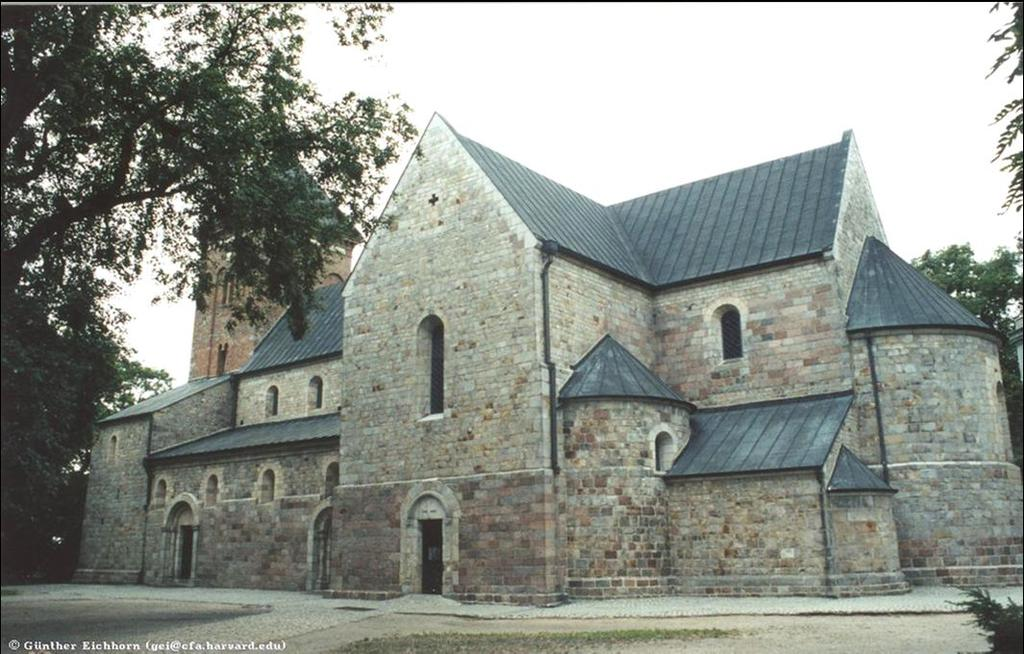 became common in Europe: Benedictine Rule and Celtic Rule Romanesque Architectural Style Rounded