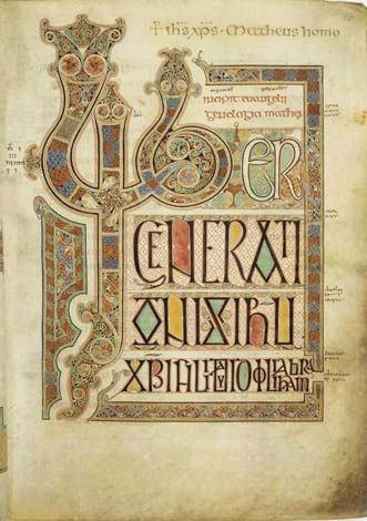 Celtic Monasteries Illuminated Manuscripts A second major branch of monasticism developed in Ireland One distinct difference