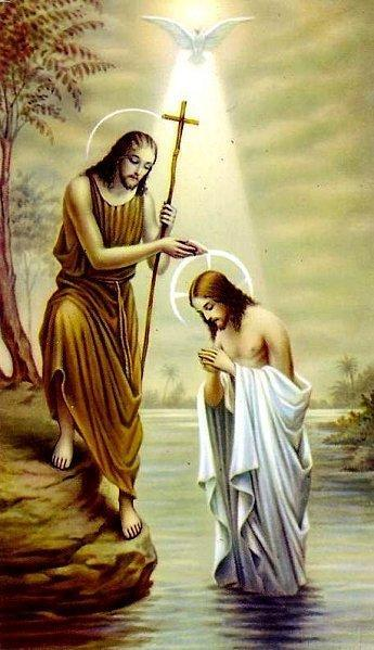 John the Baptist (4-6BC) Jesus: Among them that are born of women there has not arisen a greater than John the Baptist.