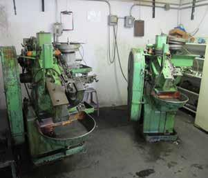 30 FLT DIE THRED ROLLER WTERBURY FRREL NO.