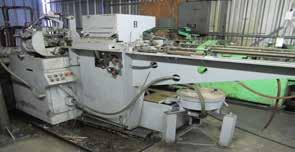 M & N 200 TON HYD HOBBING PRESS.