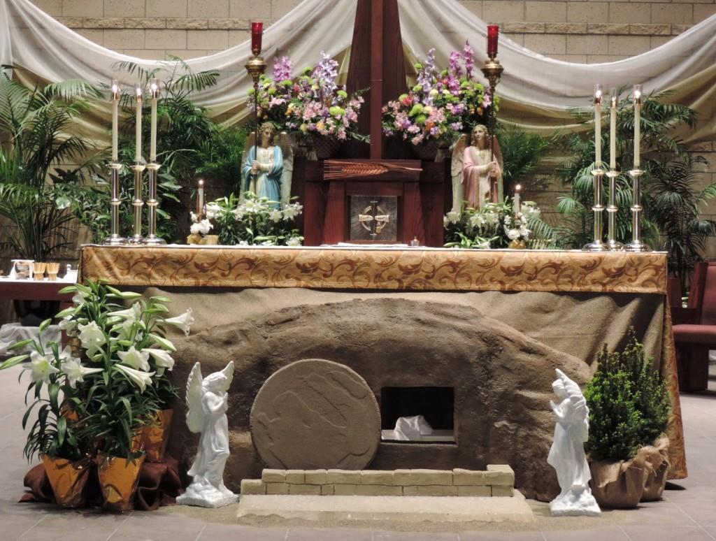 Easter is the celebration of Jesus Christ s Resurrection from the dead.