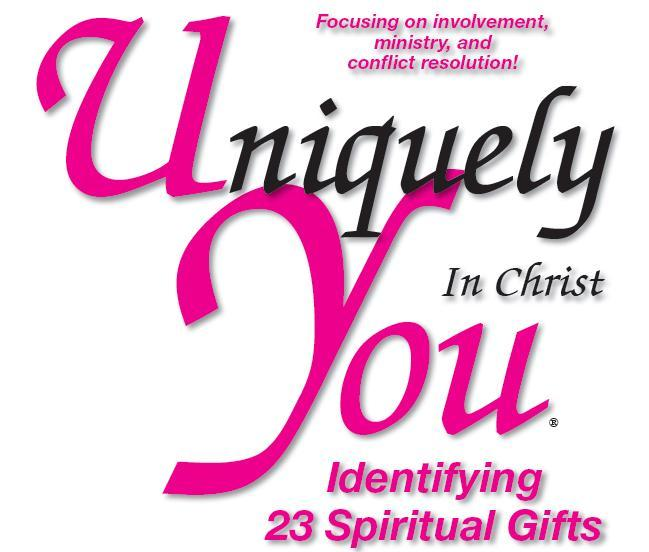 Welcome to the Uniquely You Profile Report 23 Spiritual Gifts Only (w/out the DISC questionnaire) Report generated on 2008-09-26 15:02:03 Name George Klippenes Address