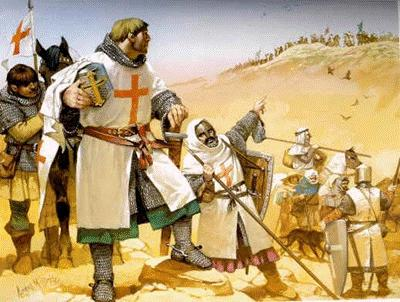 conquered Jerusalem in July 1099, and set up four Crusader States the County