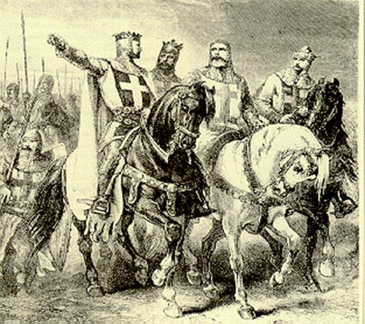 Led by King Richard I (Lionheart) of England, King Philip II of France, and Emperor