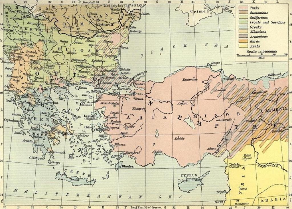 SECTION 3: TURKISH EMPIRES RISE IN ANATOLIA Know the geographical term