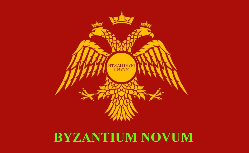 SECTION 1: BYZANTINE EMPIRE A New Rome established in 330-395 Constantinople was the capital Carried on