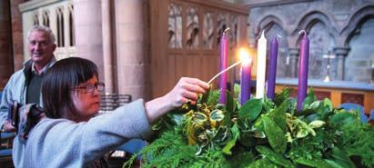 CHRISTMAS AT HEXHAM ABBEY December Community Events Date Time