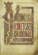 UPCOMING EVENTS Lindisfarne Letters Saturday 23rd September, 10.00am-3.00pm A workshop exploring how to create decorated letters using the Lindisfarne Gospels as Inspiration.