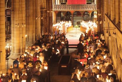 CHRISTMAS AT HEXHAM ABBEY December Traditional Events Date Time Event Sunday 3rd 6.