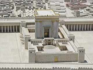 The Second Temple The Persians allow Jews to return to Jerusalem and