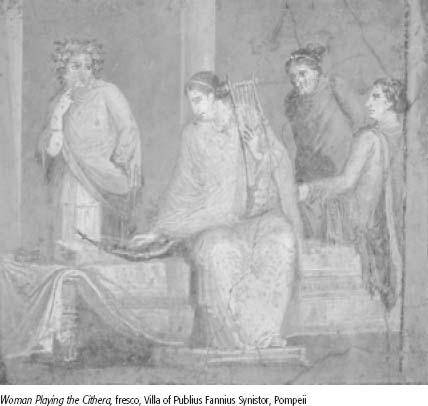 7. How is our government different? Why do you think a triumvirate is not in place today? Exercise #28 Frescoes In A.D.