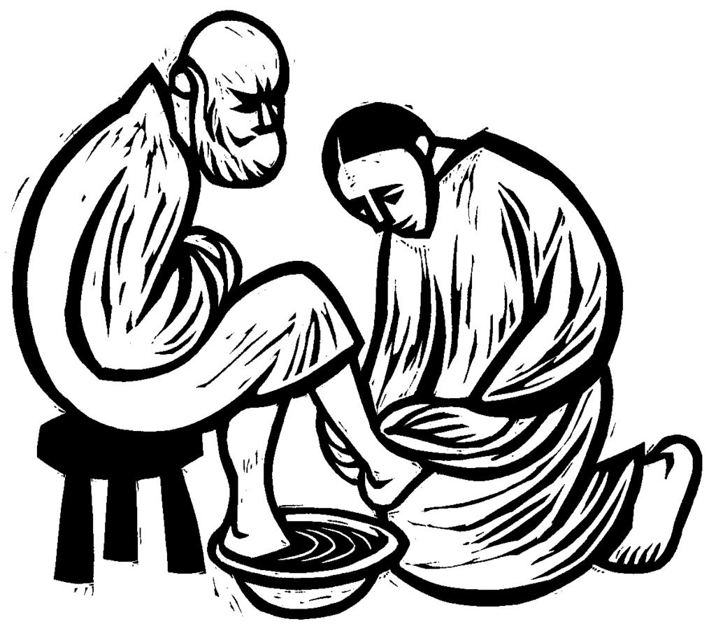 Maundy Thursday March 24, 2016 Maundy Thursday is the beginning of the Three Days -- the ancient observance of the mystery of our salvation, which plunges the faithful into