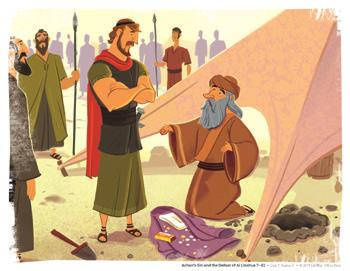 Bibles Joshua s Final Encouragement. video Big Picture Question Slide Bible Story Picture Slide 4. Joshua reminded the Israelites about how God rescued His people from slavery in. (Egypt, Josh.