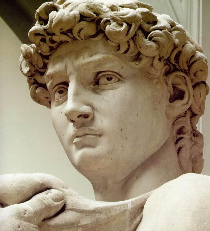 Michelangelo s Sculpture of David is
