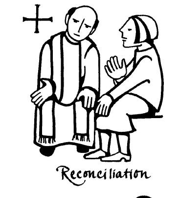 SACRAMENT OF FIRST RECONCILIATION (also known as Confession or Penance) Enrolment for Reconciliation is offered to children who are in Grade 3 and above.
