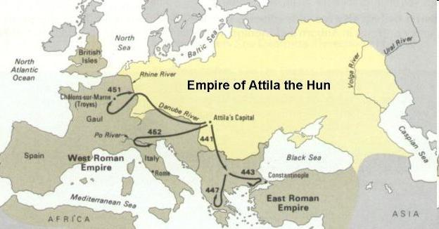 failed to stop long term decline Internal problems combined with outside attacks brought down the empire FOREIGN INVASIONS For centuries Rome had to defend against Germanic tribes east of the Rhine