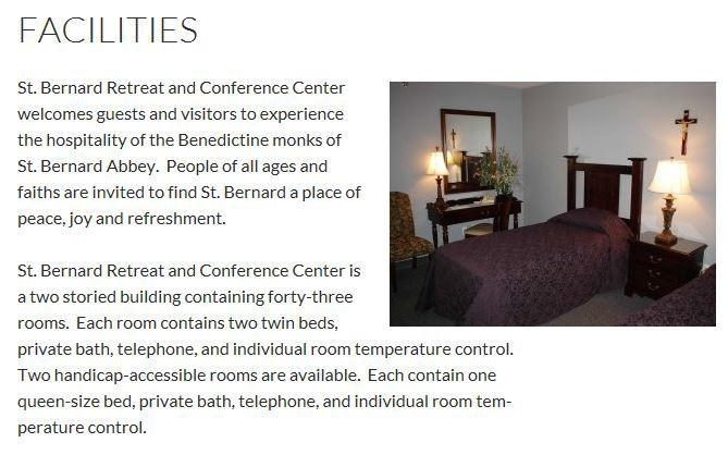 00 (Fri-Sun): $70.00 Suites (Mon-Thurs): $100.00 (Fri-Sun): $125.00 *Large Conference Room (per day, up to 3 days, then no charge): $300.