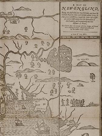 Plymouth, Massachusetts 1620 Puritans left