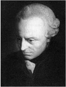 Immanuel Kant (1724-1804) Kant s moral philosophy: Concerned with the moral authority of reason (i.e., reason alone, without reference to experience).