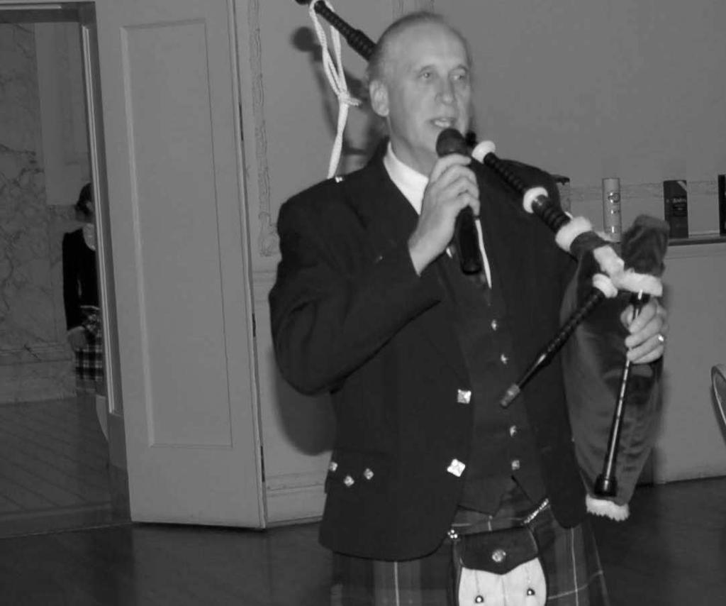 Mike Crenshaw entertained us after dinner Vickie Cana s Highland Dancers The Sword Dance Lady Carole Adkins regaled us with her Toast to the Laddies Petition for