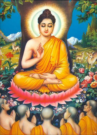 Four Noble Truths: Buddhism All life is suffering. The cause of suffering is cravings.