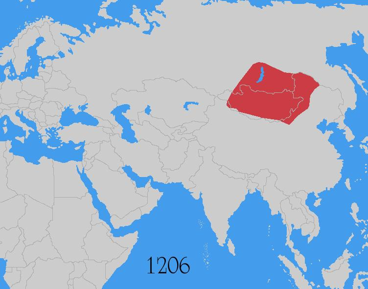 COPY: The Mongol Empire was the largest empire in human history!