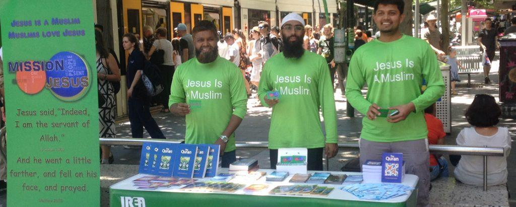 THE QURAN IS WRONG, THEREFORE, MOHAMMAND AND ISLAM IS WRONG Islam makes many false accusations concerning the Lord Jesus Christ including the above statement about Jesus is a Muslim?