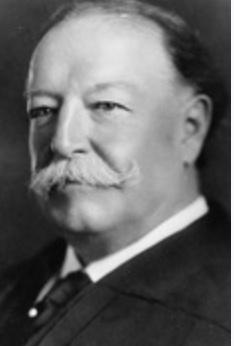 President of the United States And Chief Justice of the U.S. Supreme Court William Howard Taft served one term as President of the United States from 1909 1913.