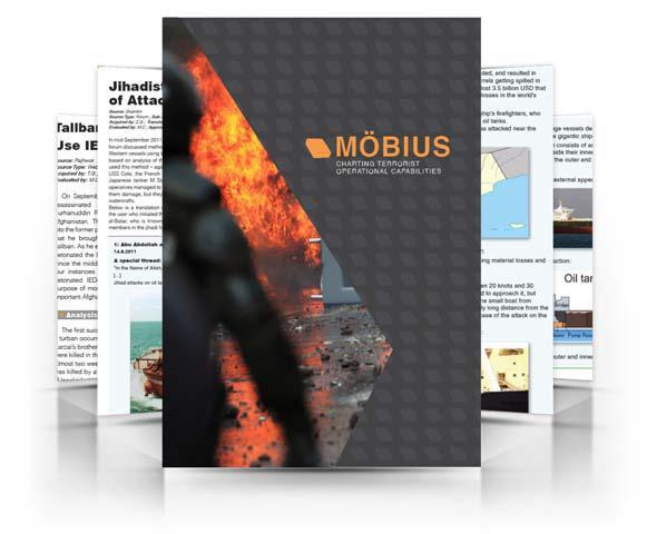 2 About Möbius Möbius exposes current and developing IED capabilities and operational TTPs of terrorists and insurgents worldwide, featuring rigorous technical analysis and expert assessment of