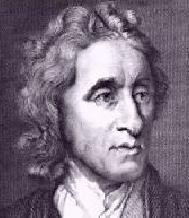 can. John Locke (1632-1704) principal natural rights: life, health,