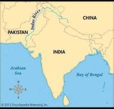 Early India & Geography Early Indian civilizations developed in the Indus River valley Ancient Indian