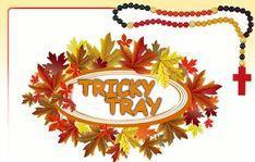 Saint Mary s Rosary Society Invites you to Our Fall Festival Tricky Tray When: October 23, 2015 at 6pm Where: Monsignor Walsh Hall Cost: $20 per person Includes One Sheet of Regular Prize Tickets