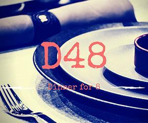 10 Dinners For Eight (D48) is a fun and exciting new way to connect with people from KIUMC. If you d like to meet people in our church in a casual and relaxed atmosphere, then this group is for you.