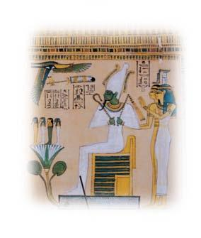 Section 4 A rich legacy of stylized Egyptian art remains. Statues, wall paintings, and carvings showed everyday life.