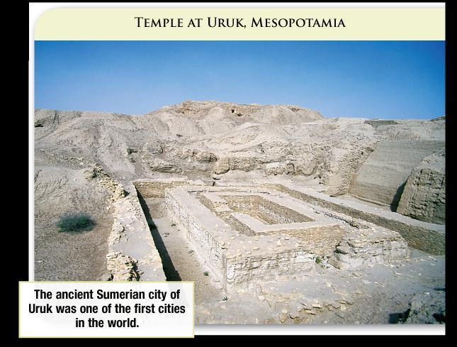 Ancient Innovations The Mesopotamians established a collection of laws, along with inventing the arch, dome, wheel,