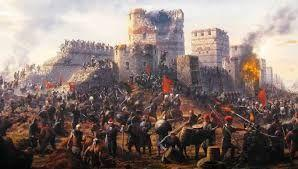 After Mehmed s Victory: gave permission to his troops to loot the city many sacred Eastern Orthodox relics are taken Most of the citizens