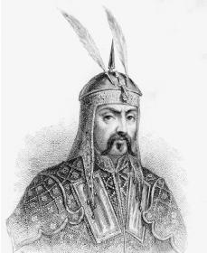 Genghis Khan Title means universal ruler Brilliant organizer and warrior built an empire by combining a superior cavalry with