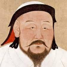 Kublai Khan Grandson of Genghis Moved the capital from Mongolia to China (few Mongolians) advanced far into eastern Europe and established in