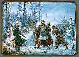 Mongols and Russia Mongols invaded & conquered Russia cities like Moscow became powerful & wealthy Mongols created the Khanate of the Golden