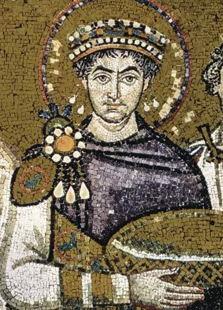 Justinian I In 537, Justinian I became emperor with absolute authority.