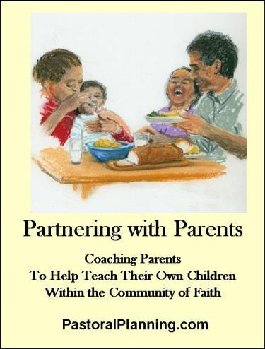 Coaching Options Partnering with Parents in the middle elementary years Many parishes experience a significant drop off in the number of parents who enroll their children in religious education
