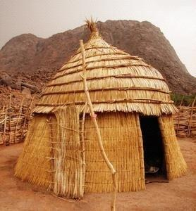 People and Community Ibo Huts Igbo home life is also very structured. Typically the husband is the head of the household.