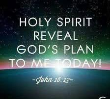Jesus Himself said, However, when He, the Spirit of truth, has come, He will guide you into