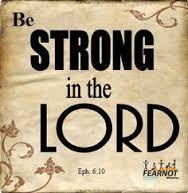 viii) It helps us to remain strong and stable in our walk with the Lord (We need to be strong spiritually if we are to be overcomers in our walk with the Lord) In the book of Isaiah we read, He gives