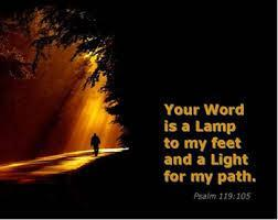 The Psalmist wrote, Your word is a lamp to my feet and a light to my path. (Psalm 119:105) Your testimonies are wonderful; Therefore my soul keeps them.