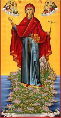 1&2 (Patriarch and Slav Apostle) Theophanes the